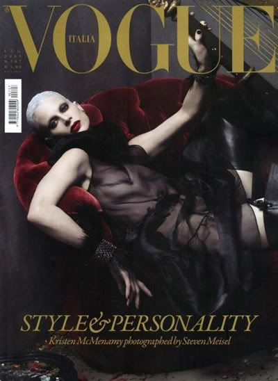 Vogue+Italia+Cover july